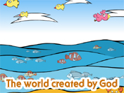 The world created by God