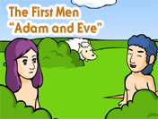 The First Men Adam and Eve