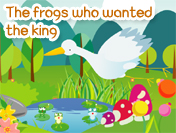 The frogs who wanted the king